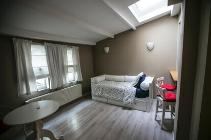 furnished-studio-in-brussels-schuman-eu-district EG490Ds